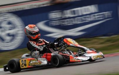 Verstappen tem sido o grande nome do kartismo nos últimos anos