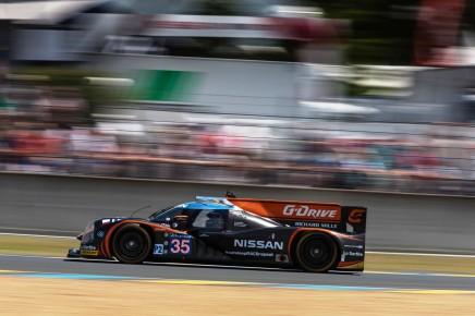 Jann Mardenborough e Alex Brundle foram bem na estreia do Ligier