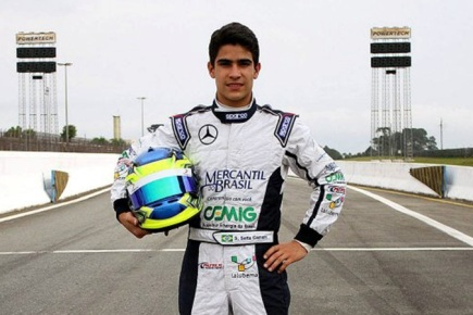 Sergio Sette Câmara correrá nas duas últimas etapas