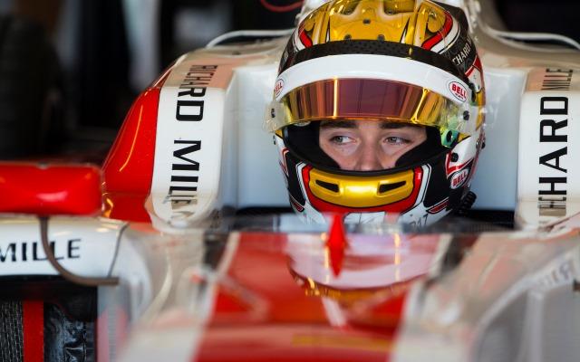 Não tinha como a Ferrari escolher alguém melhor que Charles Leclerc para a Academia de pilotos