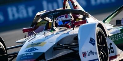Nico Muller Formula E Marrakesh