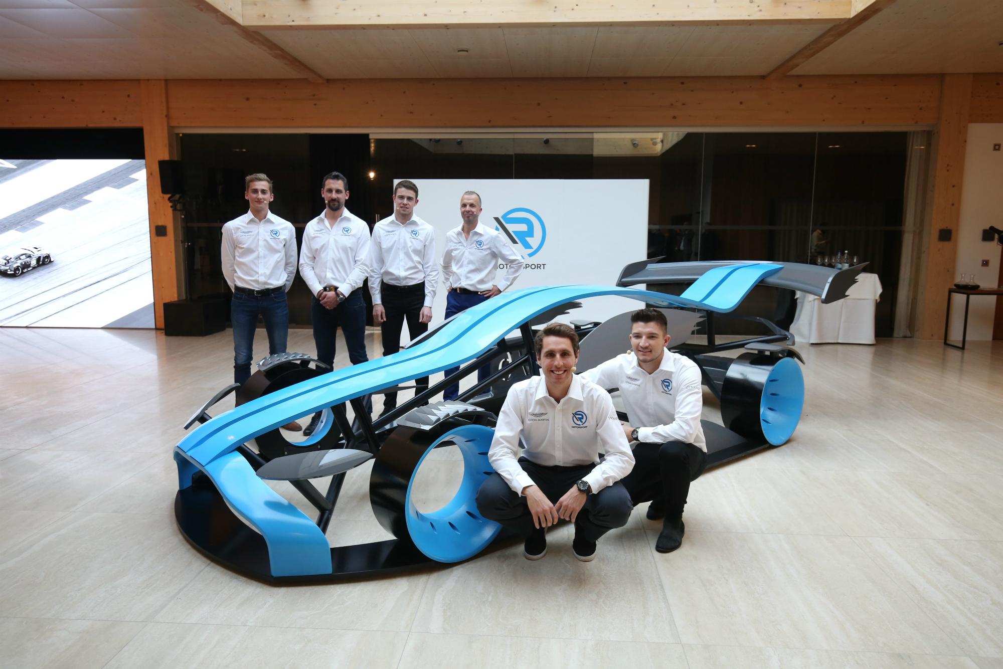 DTM, R Motorsport, DTM 2019, Aston Martin,