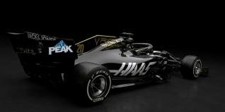 Haas VF19 F1 2019 3