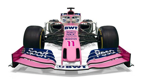 Racing Point, Racing Point RP19, Racing Point 2019, Force India, Force India, 2019, F1 2019, Formula 1, novos carros da F1 2019, F1
