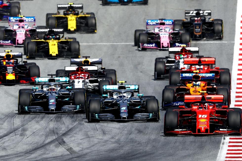 F1, Fórmula 1, classificação, 2020, coronavírus, Áustria, Red Bull Ring, Charles Leclerc, Max Verstappen, Lewis Hamilton