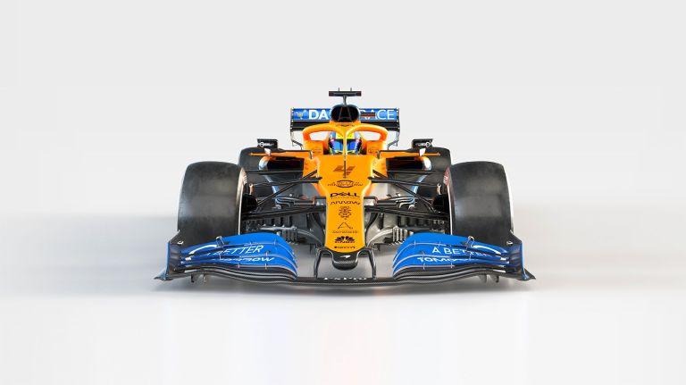 McLaren MCL35, F1 2020, Fórmula !, novos carros da F1 2020, McLaren, novos carros da F1, McLaren, MCL35, 2020