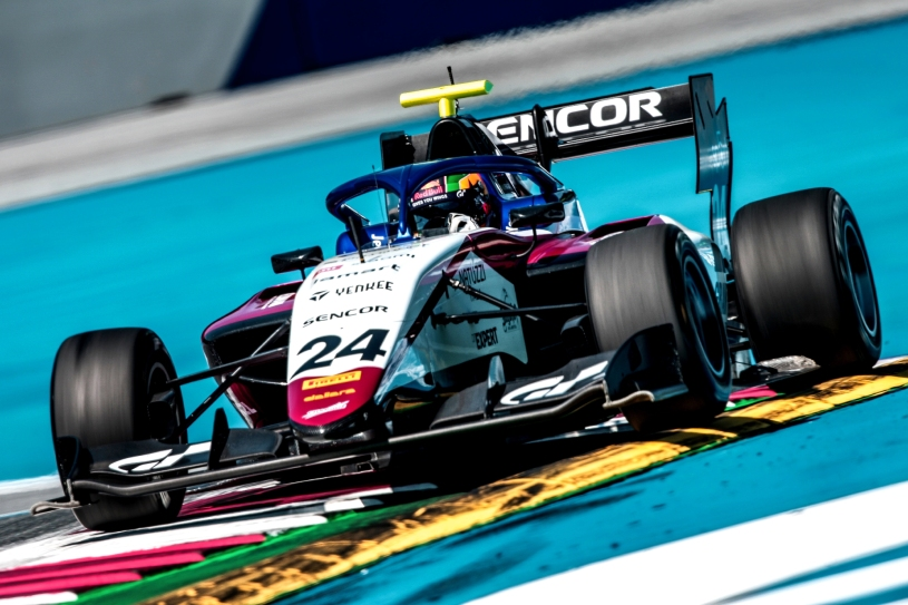 Igor Fraga, F3, Fórmula 3, 2020, Charouz, Red Bull Junior Team