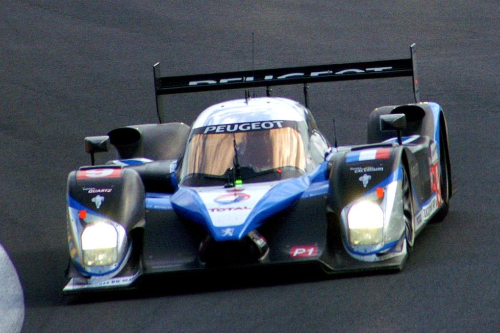 Peugeot, 908, 24 Horas de Le Mans, pilotos