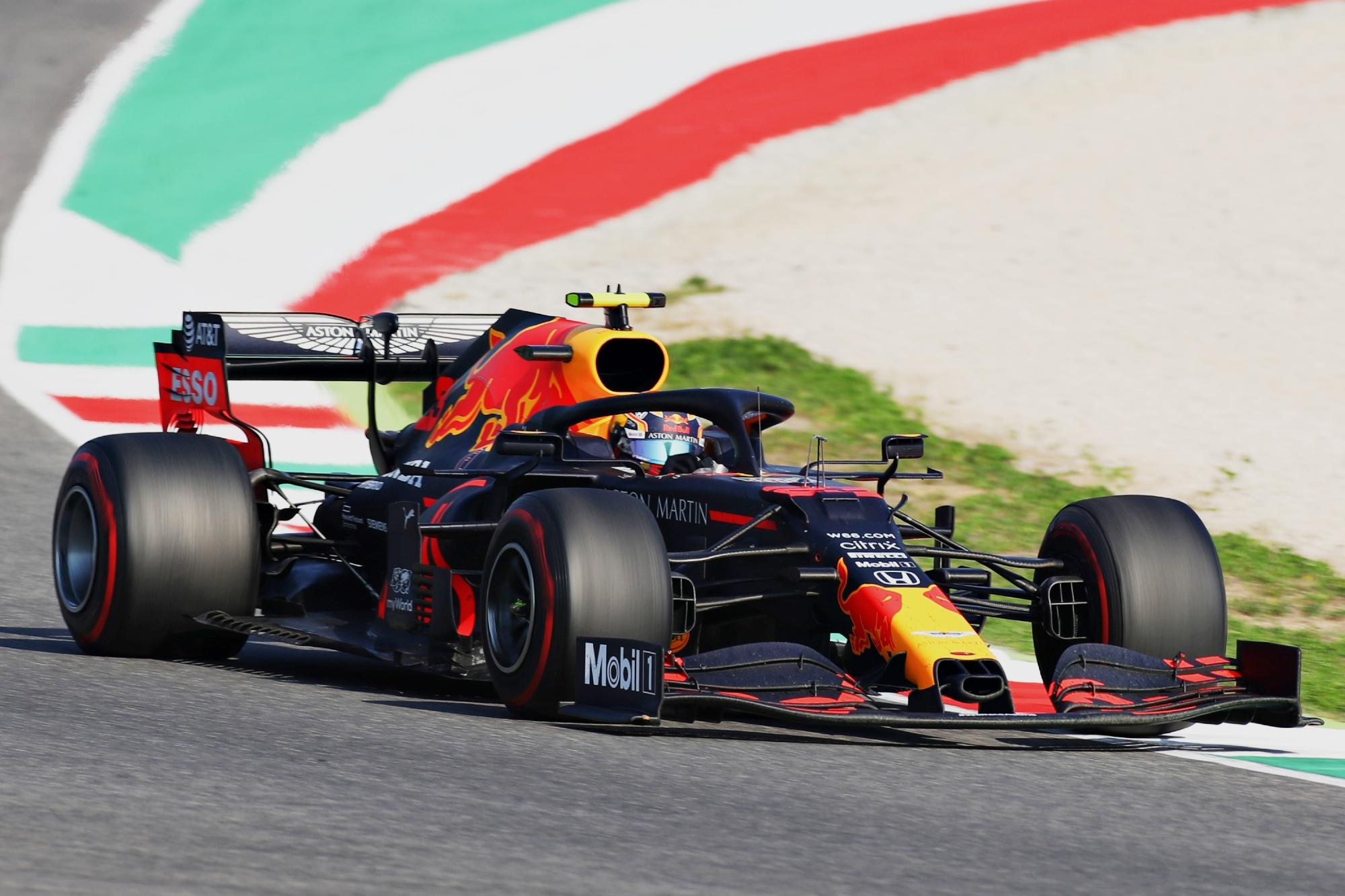 Red Bull, Alexander Albon, F1, Fórmula 1, 2020, 2021