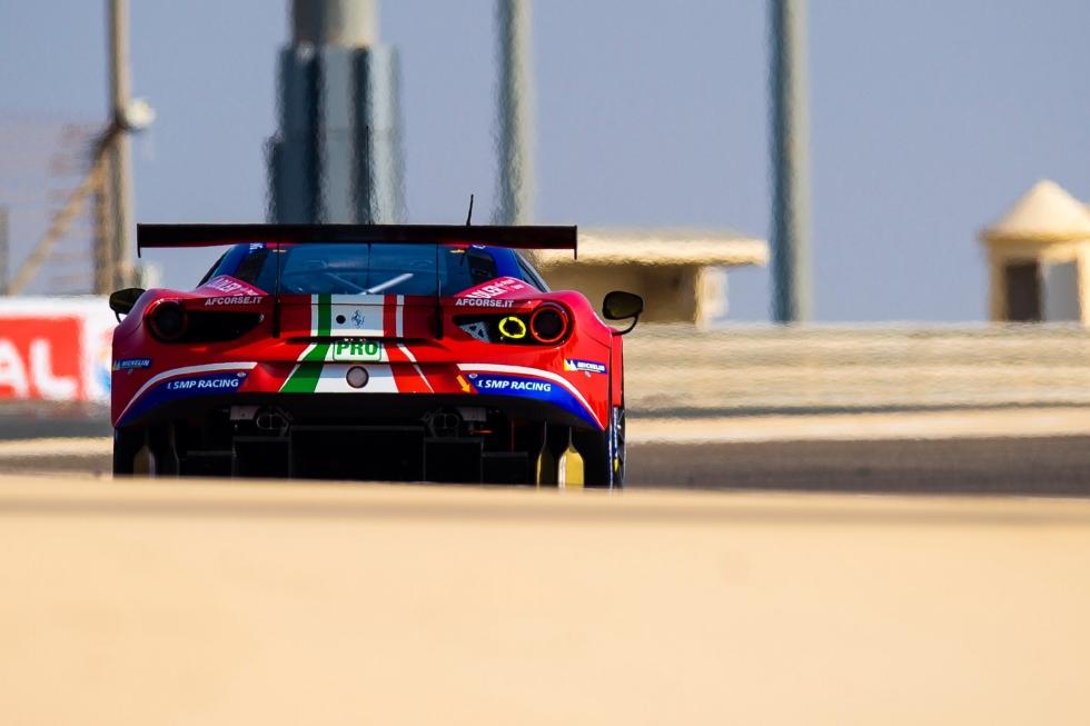 Daniel Serra, Ferrari, WEC, Mundial de Endurance, 2021