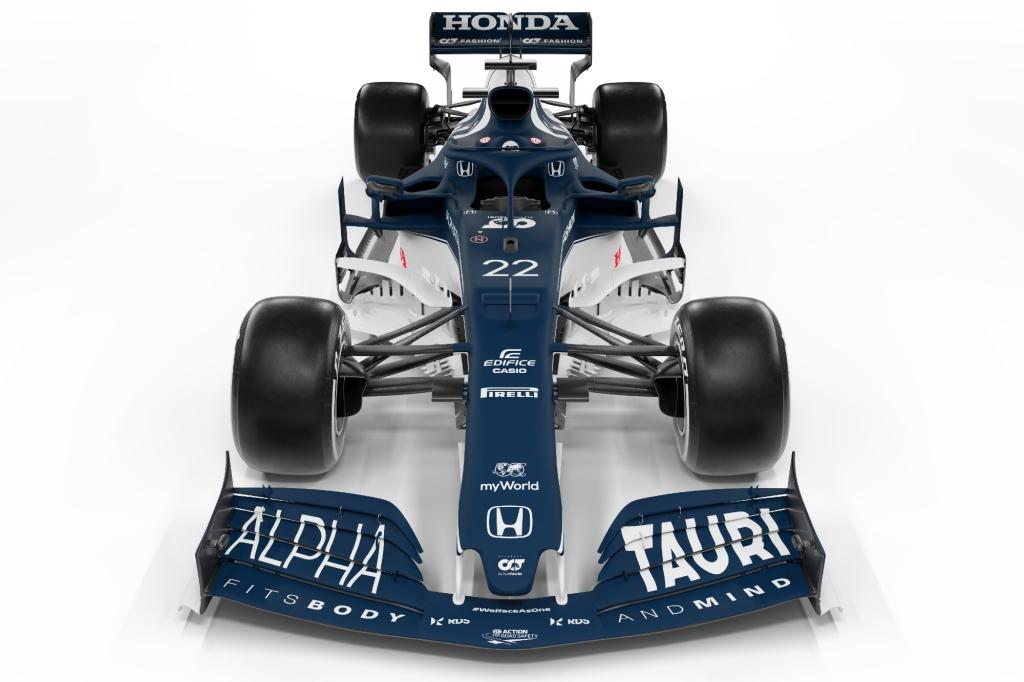 AlphaTauri AT02, F1 2021, Fórmula !, novos carros da F1 2021, AlphaTauri, novos carros da F1, AT02, 2021