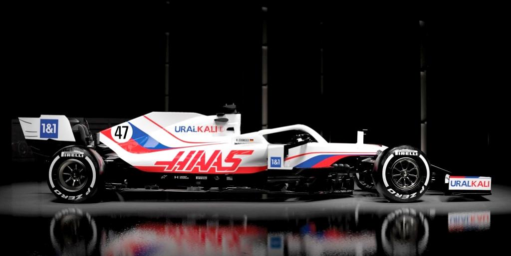 Haas, VF-21, F1, 2021, Fórmula 1, F1, novos carros da F1 2021, Haas, novos carros da F1, VF-21, 2021