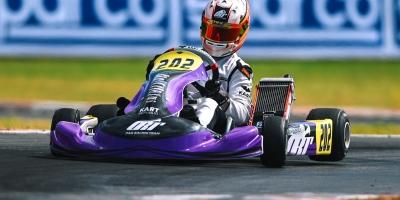 Rafael Câmara, kartismo, 2021, kart, campeão, título, Kart Republic, WSK Super Master Series