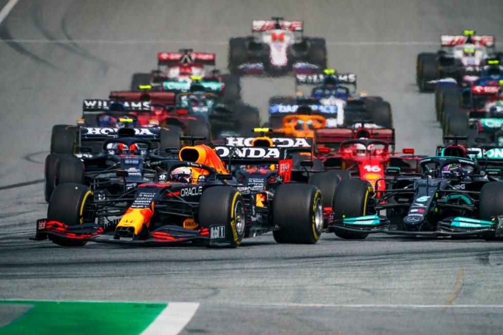 Red Bull, Ring, F1, Fórmula 1, Max Verstappen, horário, resultado, onde assistir, F3, W Series